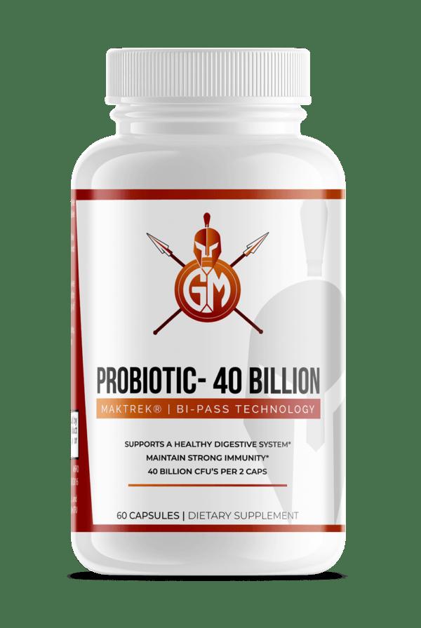 Probiotic - 40 Billion CFU