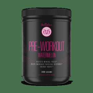 Nitric Shock Pre-Workout (Watermelon)