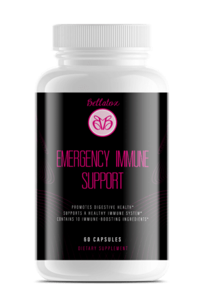 Elderberry Immune Support w/Vitamin C