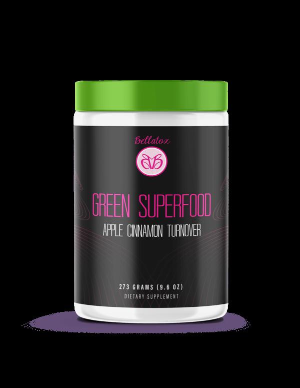Green Superfood - Apple Cinnamon Turnover