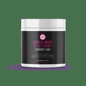 Elderberry, Zinc and Vitamin C Formula